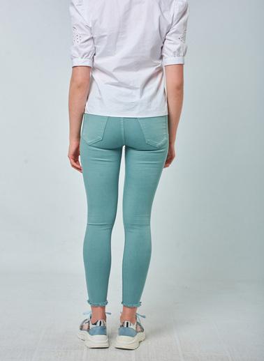 Coral  Skınny Pantolon Koyu Mavi Mavi